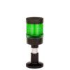 Kolumna sygnalizacyjna LED FL70 - 1 moduł zielony 12V/24V/230V