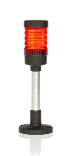 Kolumna sygnalizacyjna - czerwona, światło 2w1, 24V, FL501E-24-R ECO