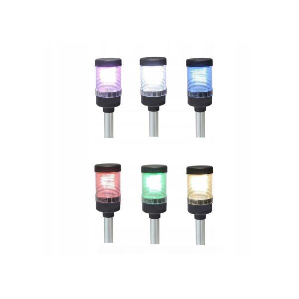 Kolumna sygnalizacyjna multikolorowa FL50-RGBM