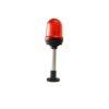 Sygnalizator optyczny QS90, buzzer w opcji, światło 2w1 24V/230V - czerwony