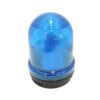 Lampa ostrzegawcza LED S90, kogut, opcja buzzer 100dB - blue