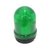 Lampa ostrzegawcza LED S90, kogut, opcja buzzer 100dB - green